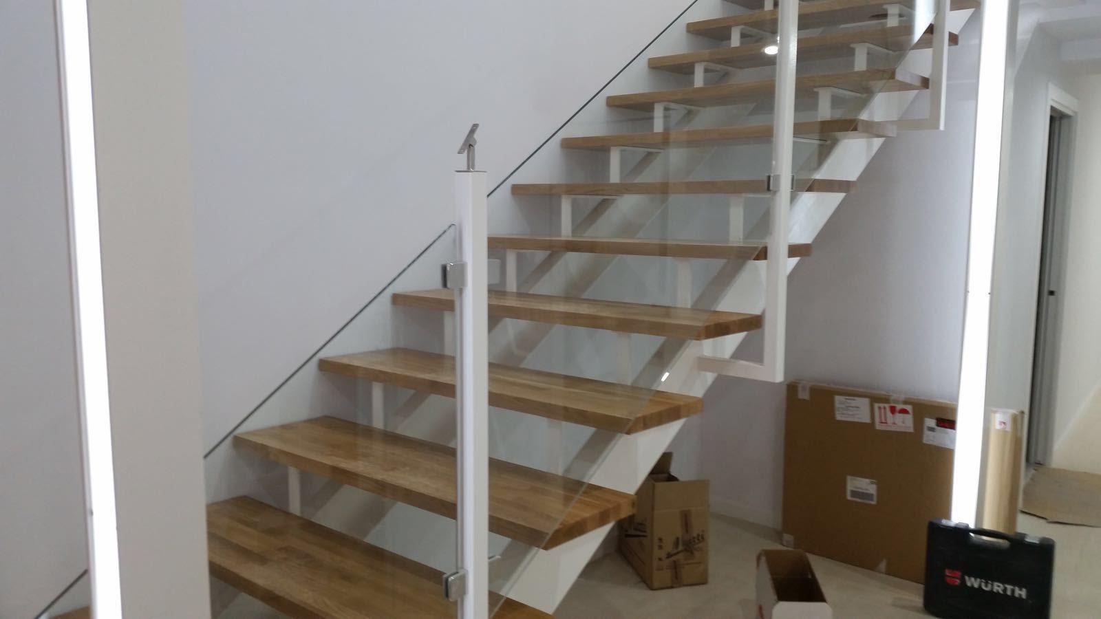 Escalera duplex