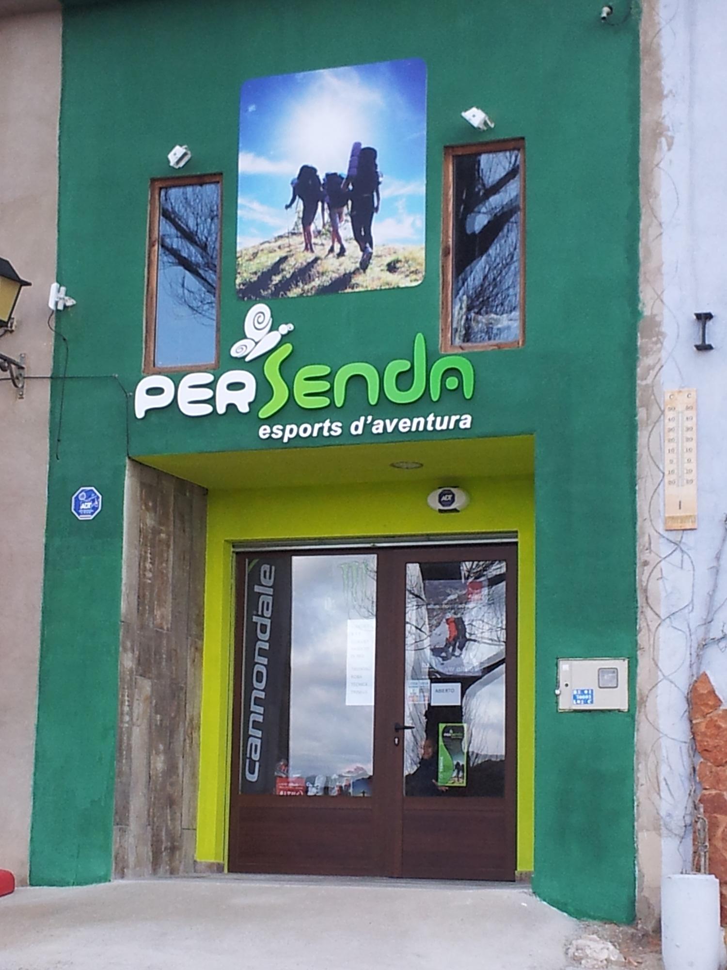 Reforma tienda Persenda