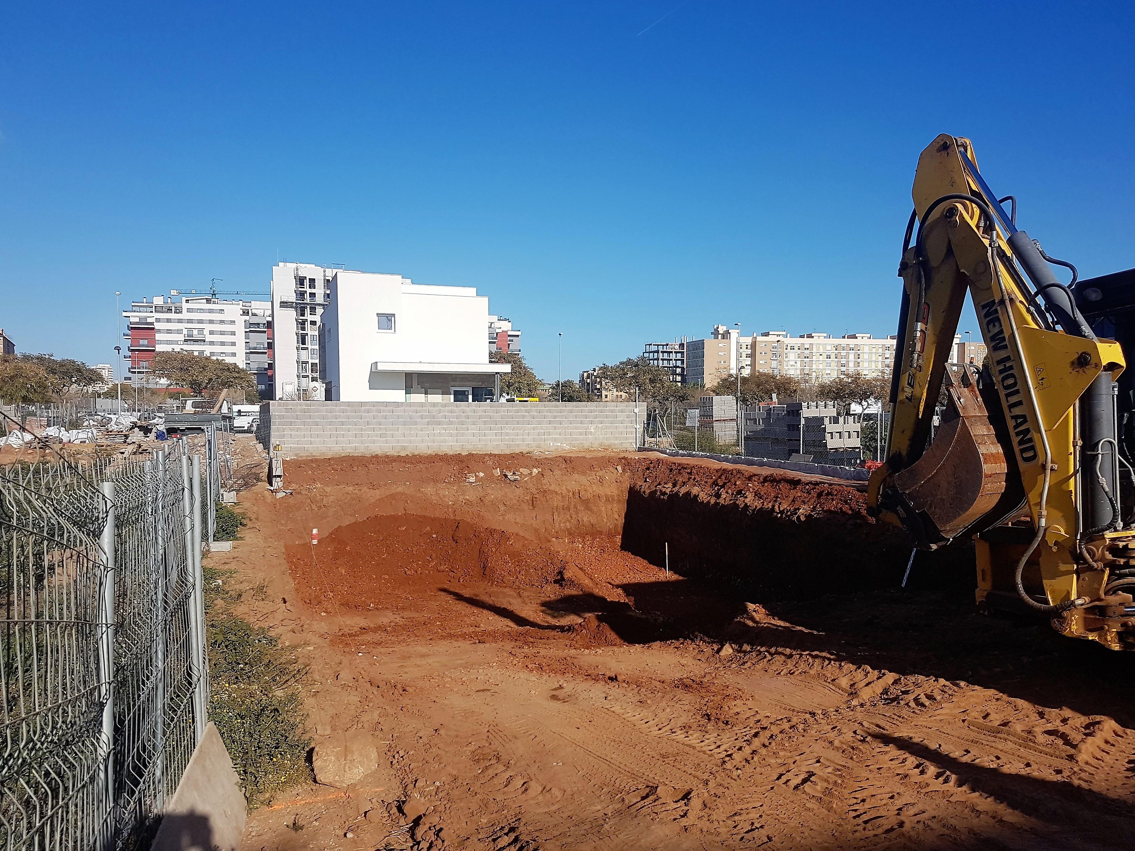 Nuevo proyecto-vivienda unifamiliar en Castellón